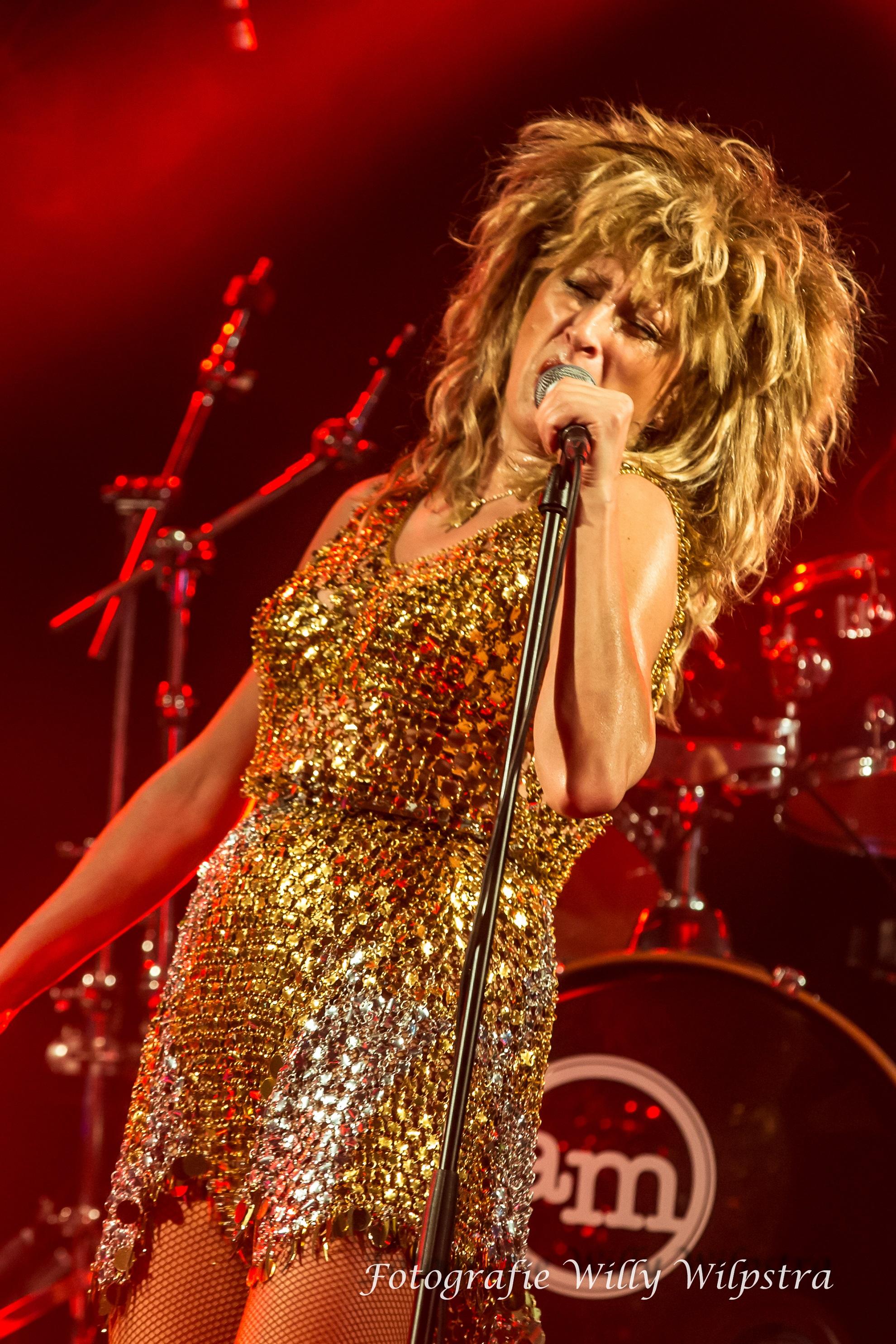 Tina Turner Tribute – Nice n' Rough ft. Pepi Petersen